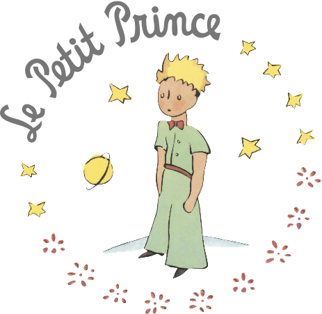 Nasty brownies Decoration le petit prince